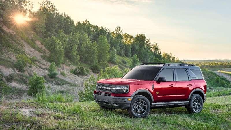 Ford lança o novo Bronco Sport, que chega ao Brasil em 2021 – Terra