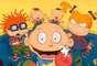'Rugrats: Aventuras en pañales'. Uno de los dibujos de Nickelodeon más recordados, sin ninguna duda. Este dibujo animado cuenta las aventuras de un grupo de bebes Tommy, Carlitos, Phily y Lily y de una malcriada niña que los atormenta, Angélica, prima de Tommy. Su éxito fue tal que fueron muchas las temporadas y los personajes se fueron ampliando con el paso de los años.