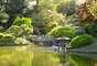 Brooklyn Botanical Garden (Brooklyn, Nova Iorque): um cenário urbano como Brooklyn, NY, pode ser o último lugar que você esperaria encontrar jardins espectaculares, mas o Brooklyn Botanical Garden tem algumas das mais belas flores não só de Nova York, mas o mundo inteiro. Entre os espaços, destaque para o jardim de rosas e o jardim japonês