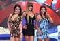 Stephanie Valenzuela, Giselle Patron y Rocío Miranda acompañarán a Romero en su nueva etapa televisiva.