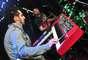 """Manuel García inauguró el ciclo 2012 de Terra Live Music Studio, donde interpretó algunos de sus antiguos hits y otras de su más reciente producción, """"Acuario"""", además de contar detalles de su carrera en una distendida conversación."""