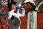 """Pedro Fernández obsequió lo mejor de sus canciones a la Virgen de Guadalupe, durante la """"Celebración Guadalupana"""", que se realizó en el majestuoso Coliseo de Los Ángeles."""