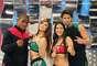 Claudia Serpa, Fabiane Hayashida, Joshua Yvanoff, la Pantera Zegarra son los nuevos integrantes de Combate. Repartidos equitativamente en cada equipo, ellos serán los encargados de animar esta tercera temporada del programa concurso.