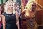 Spears cómo que le quiere hacer la competencia a Katy Perry y Lady Gaga en el campo de las transformaciones, pues en el 2012compartió por las redes sociales,imágenes de ella encarnando diferentes papeles por medio de las redes sociales.