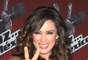 La exreina de belleza Jacqueline Bracamontes fue presentada como la conductora de la segunda edición del programa musical 'La Voz México'.
