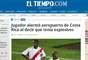 Los principales diarios y webs del mundo dieron cuenta del acto que protagonizó el jugador de la selección peruana de fútbol, John Galliquio.