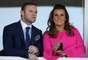 Coleen Rooney (Esposa de Wayne Rooney): La bella presentadora británica es la esposa del delantero del Manchester United. Se casaron en 2008 y tienen un hijo, Kai Wayne.