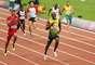 A propósito de los juegos olímpicos en Londres 2012, un estudio realizado por científicos del Instituto de Investigación Biomédica del Deporte en Francia, reveló que llegará un momento en el que el ser humano no pueda correr más rápido, ni saltar más alto, ni ser más fuerte. Se calculó que en dos décadas la raza humana alcanzará el límite de las capacidades fisiológicas. De acuerdo con el estudio en las primeras Olimpiadas los atletas trabajaban con el 75% de sus capacidades fisiológicas, a diferencia del 99% alcanzado hoy. Si nada extraño ocurre en 2027 las marcas mundiales sólo lograrán mejorar en 0.05%. Sin embargo, Usain Bolt, nos ha asombrado con el tiempo que ha conseguido de manera individual en los 100 y 200 metros planos.