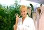 A apresentadora voltou a ser loira para a gravação do DVD 'Xuxa Só Para Baixinhos 12'
