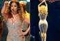 """Jennifer López embrujó a los presentes durante su actuación en el Palacio de los Deportes de Madrid, al lucir un ajustado """"nude suit"""" que resaltó las mejores bondades de su sensual anatomía."""