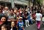 Año tras año cientos de familias se suman al festejo que inicia en el Zócalo Capitalino y termina en Paseo de la Reforma.