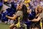 SEMANA 9: Hermosas cheerleaders brillaron en la semana 9 de la NFL.