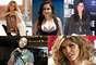Hay varias celebridades que destacan por vivir del escándalo o en el escándalo. Te recordamos algunos casos que mantuvieron a estos famosos en la mira de la prensa mexicana. ¡Chécalos!