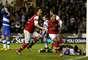 Arsenal logró una remontada impresionante en la Copa de la Liga de Inglaterra ante al Reading el 30 de octubre del 2012. Los 'Gunners' iban perdiendo 4-0, pero lograron empatar de último minuto para mandar el partido a tiempo extra, donde ganaron 7-5