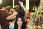 "NOVEMBER 8, 2012: TV personality Marissa del Portillo was caught getting her hair ""did"" at Rocco Donna's Miami Hair, Beauty and Fashion event. Work it, girl!"