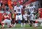Peyton Manning tuvo una tarde de 285 yardas y dos pases de touchdown, y los Broncos de Denver se llevaron su sexto triunfo al hilo, venciendo 19-9 a los Chiefs de Kansas City.