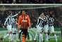 Pero un gol en propia meta de Oleksandr Kucher le dio el triunfo a la Juventus.