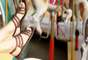 Shakira lanza su primera línea de sandalias de la cual hizo parte del proceso y también es la bella imagen con la marca Grendha by Shakira. Para hacer la campaña la cantante colombiana posó en una paradisíaca playa de St. Petersburg, Rusia, a bordo de un barco en el mar. La colección se compone de sandalias planas y plataformas. La colección fue inspirada por el brillo de las piedras preciosas y con un gypsy (gitano).