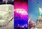 O Instagram reuniu dez eventos que geraram grande número de postagens em 2012 para representar a retrospectiva do ano na rede social de fotos com filtros. Confira as imagens em destaque, que vão da independência americana à jornada para Meca, passando pelo frio na Europa e pelos Jogos Olímpicos