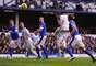 Lampard empatou o duelo para o Chelsea