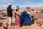 Para os atores envolvidos, sair da zona de conforto e atuar no deserto, enfrentando adversidades como saudade de casa, vento e calor, foi benéfico para a formação do personagem