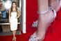 Como buena amante de los zapatos, Selena no puede dejar atrás los diseños del Christian Louboutin, quién se ha convertido en uno de los diseñadores de zapatos más famoso del mundo.