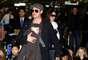 MADDOX CHIVAN, ZAHARA MARLEY, PAX THIEN, SHILOH-NOUVEL, VIVIENNE MARCHELINE Y KNOX LÉON; se llaman los seis hijos de la pareja Brangelina (Brad Pitt y Angelina Jolie)