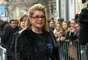 A atriz francesa Catherine Deneuve foi uma das celebridades presentes na semana de moda de Paris
