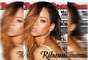 JANUARY 31 - Rihanna covers Rolling Stone magazine. The Bajan singer opens up about her romantic reunion with Chris Brown in the issue out this Friday, saying she's happy and if it's a mistake, it's her mistake.
