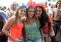 O bloco de rua Simpatia É Quase Amor arrastou uma multidão pelas ruas de Ipanema, na zona sul do Rio de Janeiro, na tarde deste sábado (2), levando os foliões à loucura no pré-Carnaval carioca. A previsão da RioTur é que cerca de 80 mil pessoas tenham acompanhado a agremiação