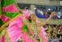 """Com o enredo """"Cuiabá: Um paraíso no Centro da América!"""", a Mangueira homenageou a capital do Mato Grosso"""
