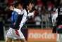 Ángel Reyna marcó un golazo contra San Luis, que le dio el triunfo a Pachuca.