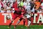 Destaque no Campeonato Gaúcho, Forlán passou em branco na goleada