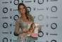 A panicat Carol Narizinho brilhou no lançamento da revista Playboy na noite desta quinta-feira (14), em São Paulo. Capa do mês de março, Narizinho exibiu boa forma com vestido transparente e de pedraria que usava