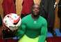 The Daily Mail has published a profile Adebayo Akinfenwa, a soccer player in the Power League 2 seeking to prove he's not too big to play soccer.