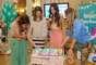 Paula Chaves vivió su Pampers Baby Shower esperando a Olivia