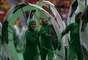 El verde-amarillo de Brasil invadió la ceremonia de apertura de la Copa Confederaciones este sábado, 15 de junio. Los demás países participantes del evento - Japón, Italia, México, España, Uruguay, Nigeria y Tahití también estuvieron representados en un festival de color y música.