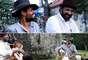 """Como dos buenos amigos, entre risas y con buena vibra, se reunieron Robi Draco Rosa y Juan Luis Guerra para filmar el video """"Esto Es Vida"""" en impresionantes paísajes de República Dominicana."""