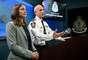 A médica legista chefe de British Columbia, Lisa Lapointe, e o chefe do Departamento de Polícia de Vancouver, Doug LePard, anunciaram a morte do ator em entrevista coletiva de imprensa, na madrugada deste domingo (14)