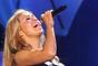 """Thalía se mostró entregada mientras preparaba el show con el que cantará su nuevo hit """"Manías""""."""