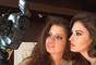 Taliana y Ana Laura tienen un gran parecido físico.