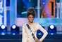 Miss República Dominicana - Yaritza Reyes. Tiene 19 años de edad, su estatura es 1.79 m (5 ft 10 12 in) y procede de Comendador
