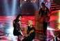 Com 'Back in Black', do AC/DC, Luana Camarah passou para a próxima fase ao ser escolhida por Lulu