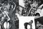 Uno de los calendarios más esperados del año es el de Pirelli, que rescata las imágenes inéditas realizadas en el verano de 1986 por el fotógrafo Helmut Newton. Tomas en blanco y negro cargadas de sensualidad con modelos semidesnudas o vistiendo trajes ajustados, como era característico en el fallecido artista.