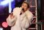 Tal vez la tranquila actuación de Miley sea un mensaje de que en este año que acaba de comenzar su propósito será portarse bien.