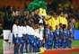 Brasil e África do Sul se encontraram no Estádio Soccer City