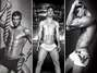 Messi and other soccer studs who modeled in undies (photos). Photo: Armani/Dolce Gabbana