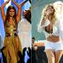 Naca o sexy: Mariah Carey vs. Selena Gómez - Fotos. Foto: Getty Images