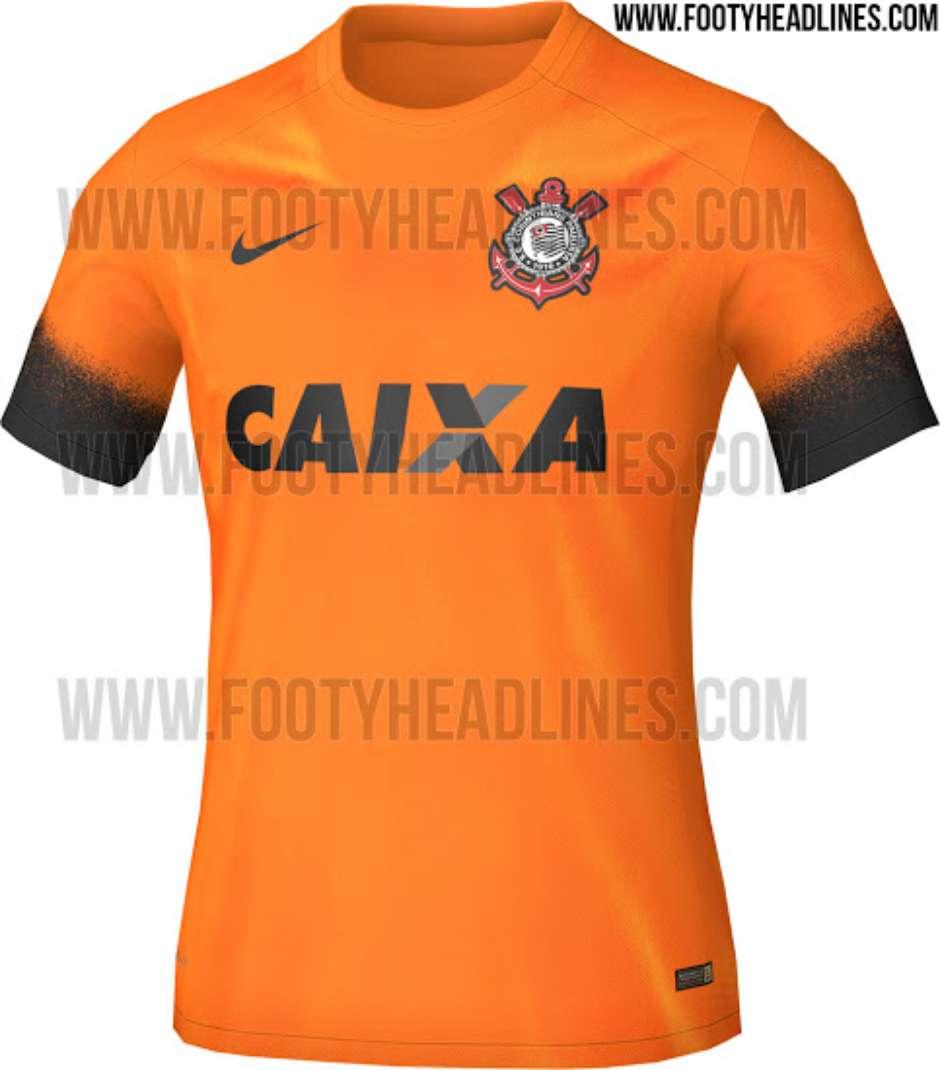 EXCLUSIVO  Corinthians já tem data para fazer estreia de seu novo uniforme d10284e05e59c