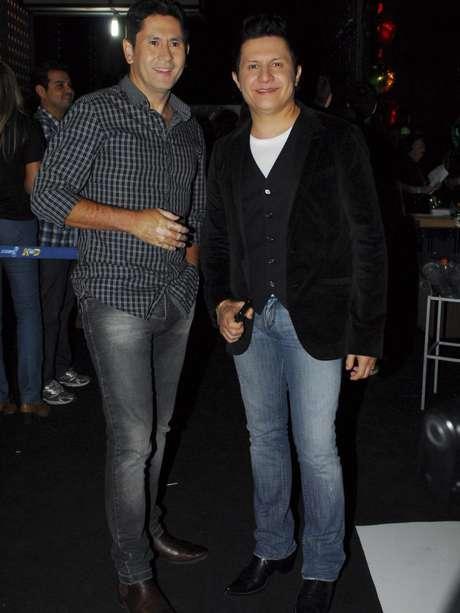 Gian e Giovani Foto: AgNews